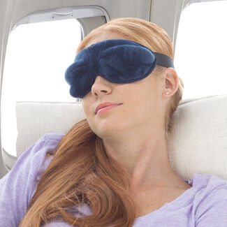 Night Flight™ Travel Sleep Mask